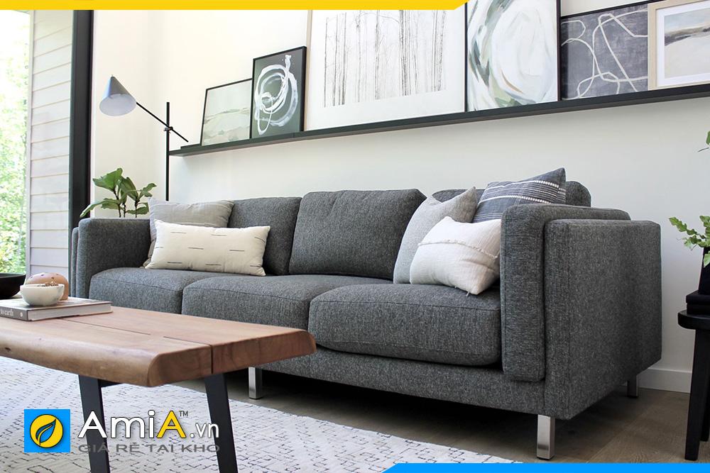 mẫu sofa văng cho phòng khách nhỏ hẹp